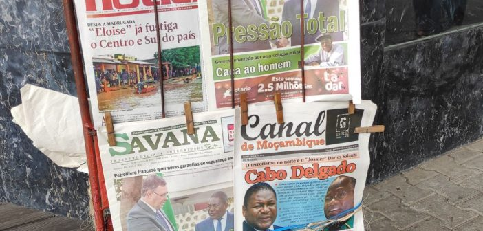 Mozambique wants to 'control access to information' with new media laws