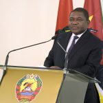 Mozambique's President Nyusi served London court papers